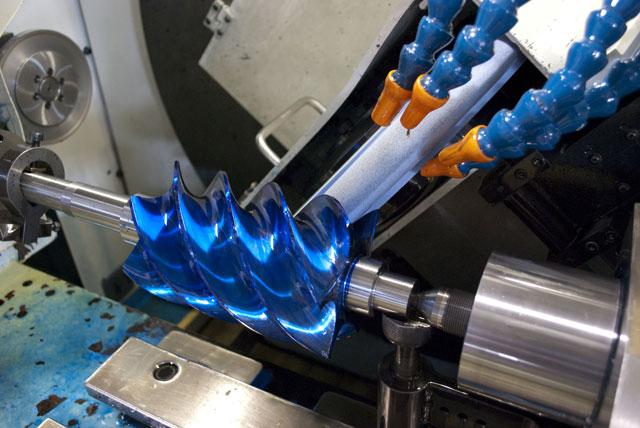 Screw Rotor Iwasa Tech